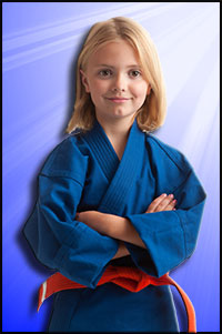 Kids Love Karate America Neenah Girl picture